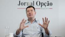 José Nelto, do Podemos, apoia Luciano Lima, do PSD, para prefeito de Jataí