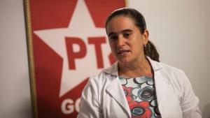 """""""Queremos fazer dessa eleição um palco de debate para a população"""", diz Kátia Maria"""