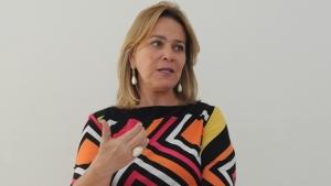Lêda Borges confirma que vai concorrer à reeleição