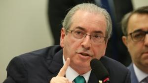 Cunha entra com recurso na CCJ contra decisão do Conselho de Ética