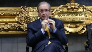 Cunha quer votar impeachment de Dilma em 45 dias