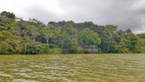Polícia Civil constata poluição em trecho do lago de Palmas e instaura inquérito