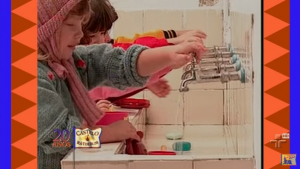 Castelo Rá-Tim-Bum ensinou em 1994 que é preciso lavar as mãos