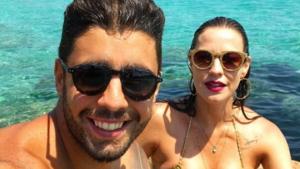 Marido de Luana Piovani posta foto da esposa nua e vira alvo de polêmica