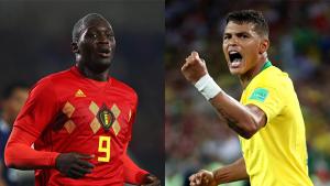 Brasil e Bélgica: melhor defesa contra melhor ataque