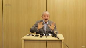 Site O Antagonista tem pedido para entrevistar Lula negado