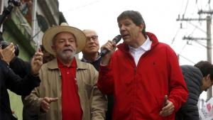 PT anuncia Fernando Haddad como candidato a vice-presidente