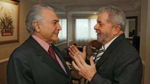 """Em """"Ato Contra o Golpe"""", Lula se recusa a entoar gritos de """"Fora Temer"""""""
