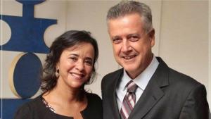 Mulher do governador do Distrito Federal revela que tem câncer