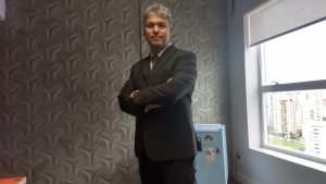 """Advogado goiano, colaborador no Jornal Opção, participa do seminário """"Justiça em Números, em Debate"""""""