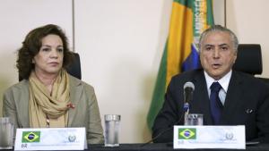 Nova secretária de Temer é investigada por desvio de verba para ONG fantasma