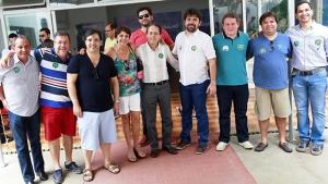 Flávio Buonaduce reúne advogados do interior para almoço da OAB Forte