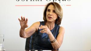 Raquel Teixeira vai concorrer à presidência do PSDB goiano