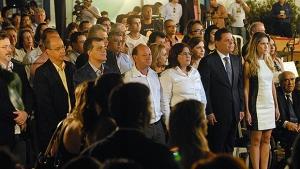 Fica 2014 é aberto com homenagens aos goianos José Mendonça Teles e Ingrid Guimarães
