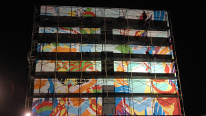 Vereadores aprovam requerimento pela permanência de painel no Oscar Niemeyer