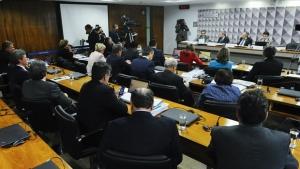 Comissão do Impeachment no Senado vota parecer pela admissibilidade do processo