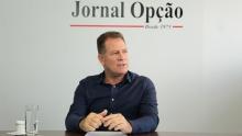 Confirmado como candidato à prefeitura, Major Araújo diz que chapa do PSL já está completa