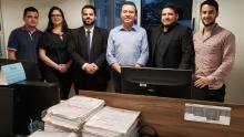 Jovens auditores ajudam Codego a economizar milhões de reais