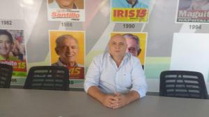 O médico Osvaldo Fonseca deve ser o vice de Juraci Martins em Rio Verde