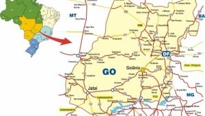 O projeto histórico do Grande Goiás. Precisamos retomar parte da Bahia e o Triângulo Mineiro