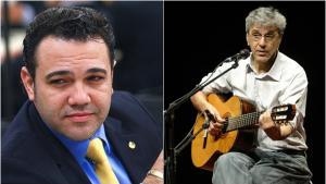 Marco Feliciano entra na briga contra Caetano Veloso e acusa cantor de estupro e pedofilia