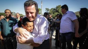 """No BNDES, Marconi busca mais R$ 1 bilhão para programa """"Goiás na Frente"""""""