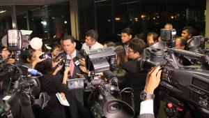 """Marconi diz que CPI foi vingança de Lula e """"está do lado da verdade"""""""