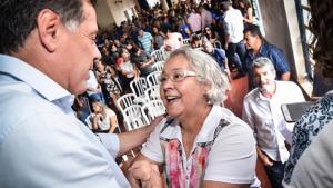 """""""Num futuro próximo o Brasil vai precisar do senhor"""", diz prefeito a Marconi"""