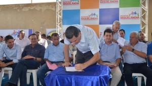 Governador adota medidas para amenizar efeitos da paralisação temporária da Votorantim