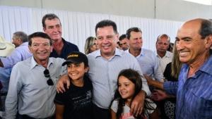 Governo de Goiás inaugura a reconstrução da GO-222