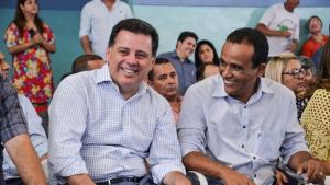 """""""Goiás está na frente mesmo de outros estados"""", afirma prefeito de Aurilândia"""