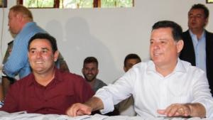 Prefeito de Bom Jardim de Goiás destaca importância do programa Goiás na Frente