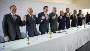 Marconi consolida Consórcio Brasil Central e garante agenda de avanços para o bloco