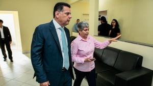 Marconi inaugura Casa de Semiliberdade para jovens infratores em Goiânia