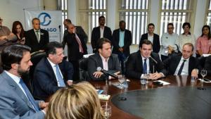 """""""Marconi se esforçou para que Anápolis recebesse investimentos"""", afirma Roberto Naves"""