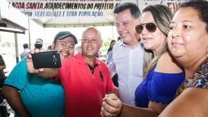 Em Lagoa Santa, Marconi reafirma compromisso com o turismo de Goiás