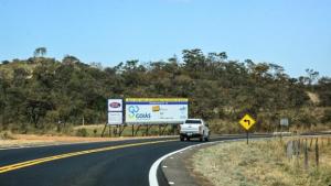 Marconi inaugura rodovia que liga Luziânia a Novo Gama e autoriza moradias