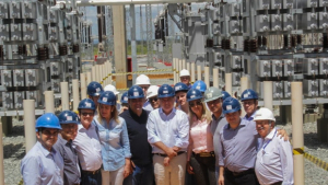 Em Luziânia, Marconi entrega estação da Celg G&T que garantirá energia de qualidade