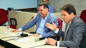 Presidente da Fecomércio pede votos em Marconi e o defende como um de seus candidatos