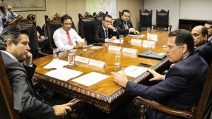 Marconi apresenta pacote de reivindicações ao Ministério dos Transportes