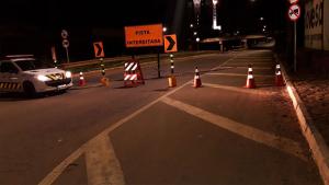 Crea-GO critica interdição repentina da Marginal Botafogo