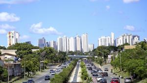 Baldy vem a Goiânia para liberação de R$ 7 mi para Marginal Botafogo