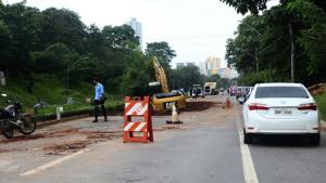 No aniversário de Goiânia, cidade segue com obras paradas