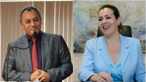 Em ato de desrespeito, Cinthia Ribeiro dá chá de cadeira no presidente da Câmara
