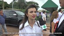 Batalha pra vereador em Rio Verde terá MDB, PSB, DEM, PP e PSD como protagonistas