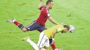 11 fatos que marcaram o Mundial