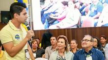 """""""Permanência de Jânio Darrot é a garantia de um caminho seguro para o PSDB"""", diz Matheus Ramos"""