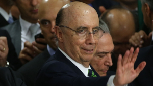 Henrique Meirelles pode ser candidato a governador de Goiás ou de São Paulo em 2018 pelo PSD