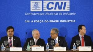 CNI propõe a governo interino carga horária de 80 horas semanais a trabalhador