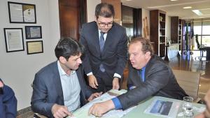 Carlesse solicita recursos para pavimentação de trecho que liga Palmas ao Jalapão
